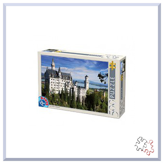 PUZZLE 500 GERMANY